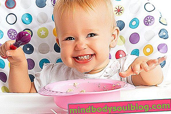 Recettes d'aliments pour bébés pour bébés de 9 mois