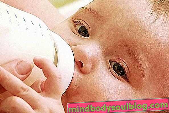 Как да изберем най-доброто мляко за новороденото