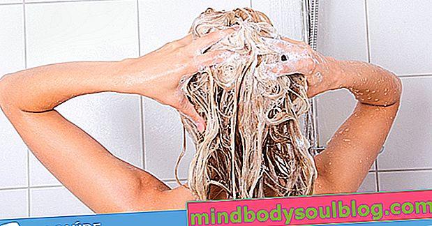 Jak prawidłowo myć włosy