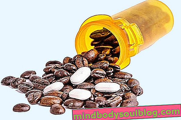 Cara menggunakan kafein dalam kapsul untuk menurunkan berat badan dan tenaga