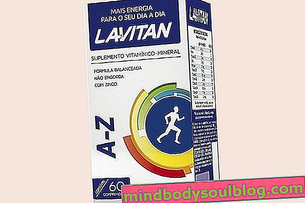 Supplément Lavitan AZ