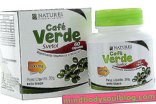 Café vert en capsules de perte de poids