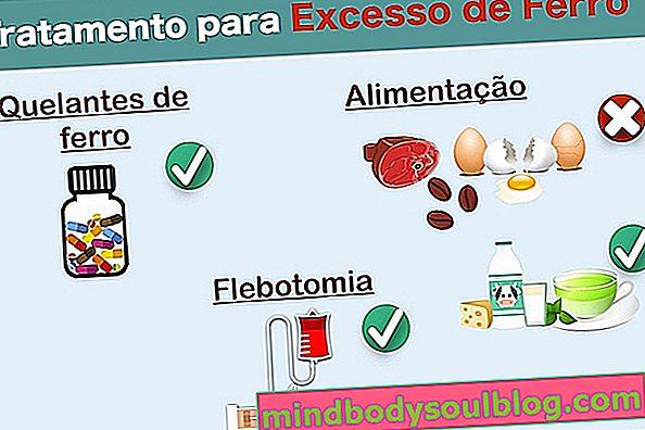 Comment traiter l'excès de fer dans le sang et les principaux symptômes