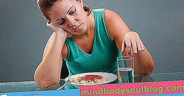 Qu'est-ce qui peut être un manque d'appétit et quand aller chez le médecin