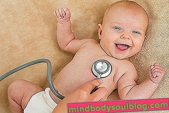 Rythme cardiaque infantile: à quelle fréquence pour les bébés et les enfants