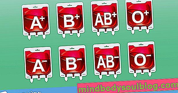 กรุ๊ปเลือด: A, B, AB, O (และกลุ่มที่เข้ากันได้)