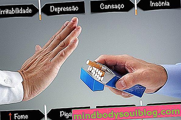 Symptômes de sevrage de la cigarette