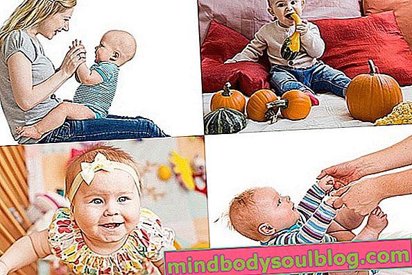 4 игри, за да помогнете на вашето бебе да седи само