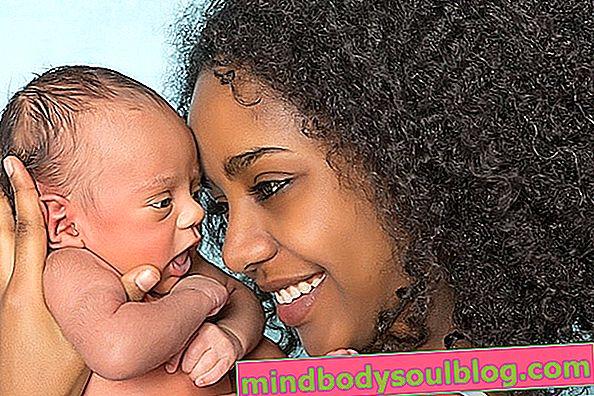 Qu'est-ce que le bébé avec 1 mois