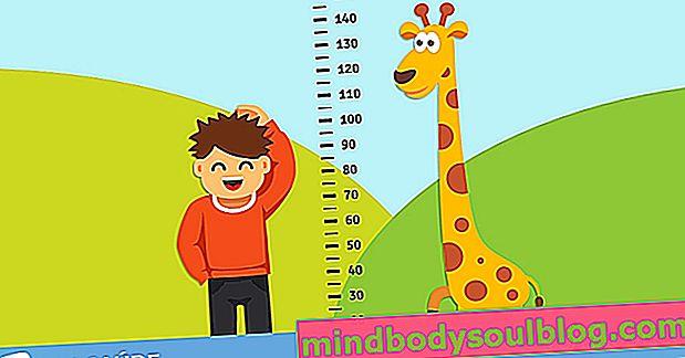 Как да разберете прогнозната височина на детето си