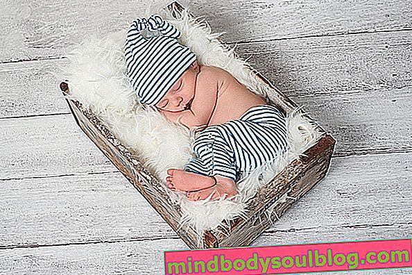 Какво може да бъде неспокойният сън на бебето и какво да правя