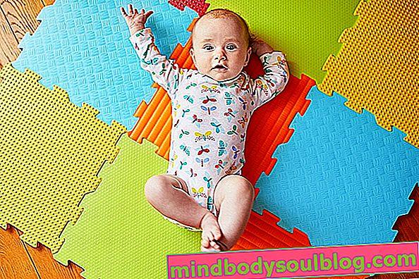 Développement du bébé à 3 mois
