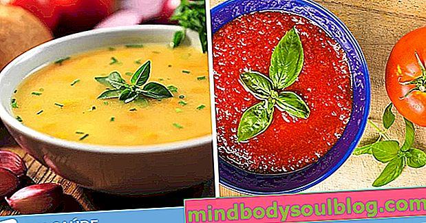 3 soupes faciles pour vous aider à perdre du poids plus rapidement