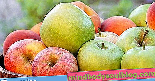 Avantages pour la santé des pommes
