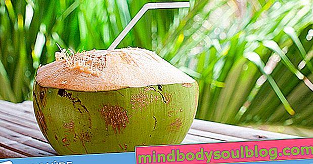 10 ползи за здравето на кокосовата вода