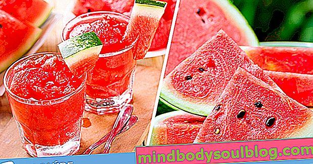 Avantages pour la santé de la pastèque
