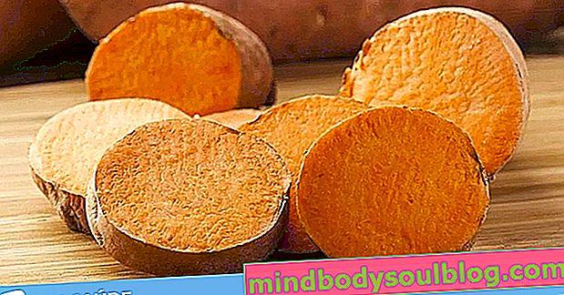 Користь солодкої картоплі для здоров'я та спосіб споживання