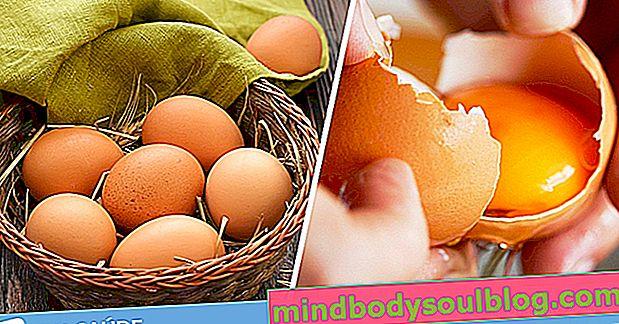 8 היתרונות הבריאותיים העיקריים של הביצה וטבלת התזונה