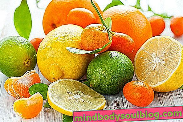 ما هي الفواكه الحمضية