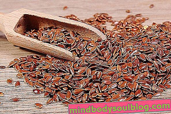 Régime aux graines de lin