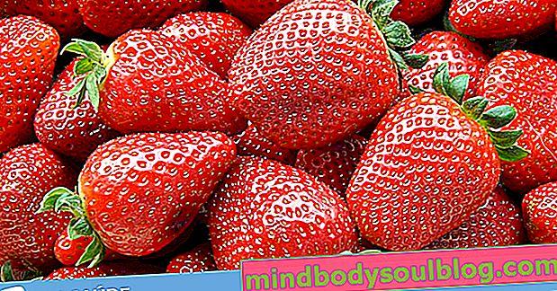6 bienfaits pour la santé de la fraise (avec des recettes saines)