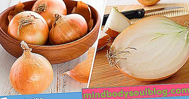Principaux avantages de l'oignon et comment le consommer