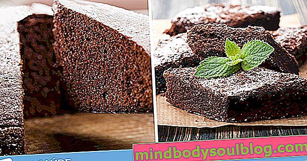 4 recettes de gâteau au chocolat Fit (à manger sans culpabilité)