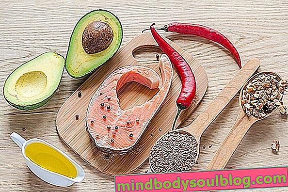 Makanan yang kaya dengan Omega 3
