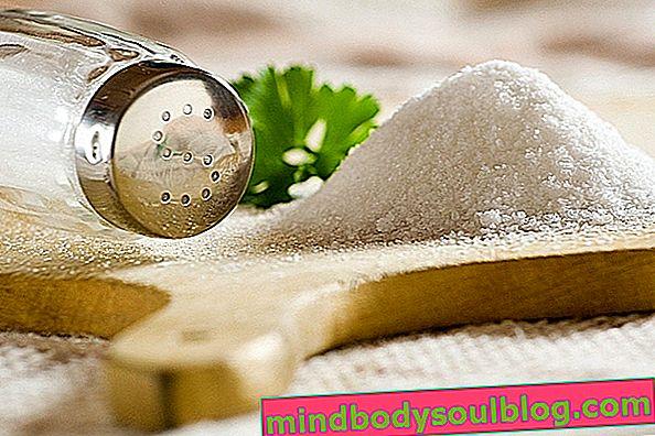 ما هو Flor de sal وما هي الفوائد