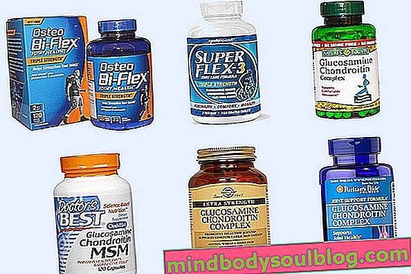 Глюкозамин + хондроитин - за какво е предназначен и как да го приемате