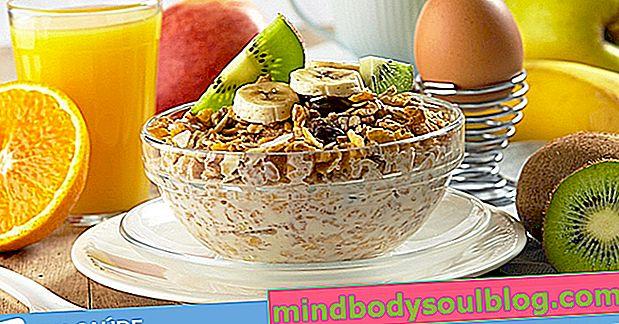 5 вариантов здорового завтрака, чтобы похудеть