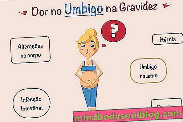 5 causes de douleur au nombril pendant la grossesse