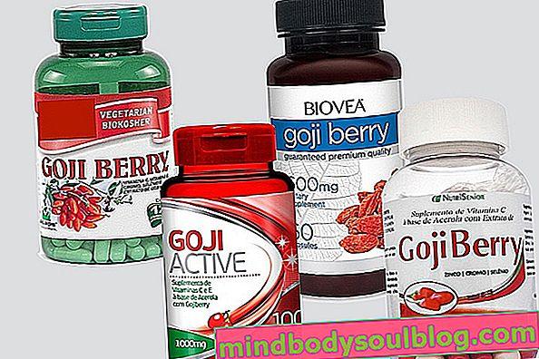 Comment prendre Goji Berry dans les capsules de perte de poids