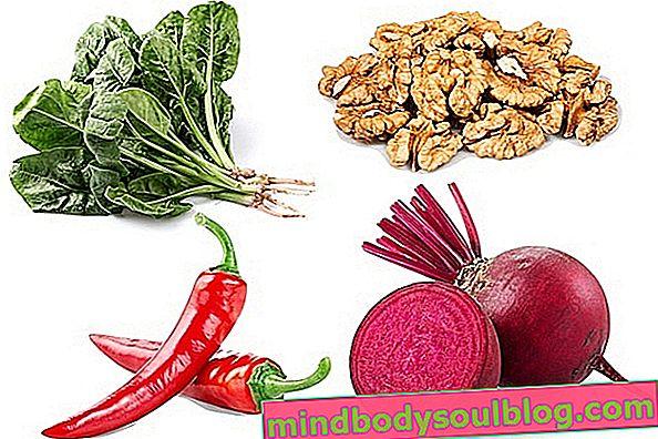 Aliments riches en oxalate