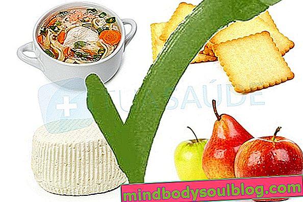 Was bei Virose zu essen