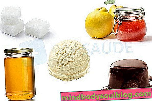 Храни, богати на захар: какви са и видовете захар