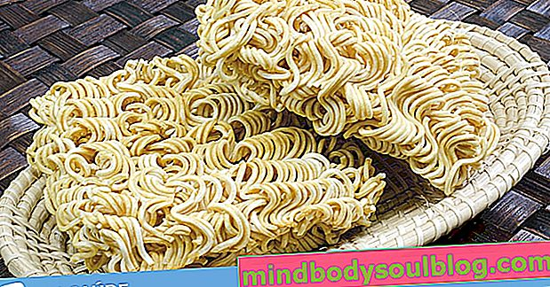 Comprenez pourquoi manger Miojo est mauvais pour votre santé