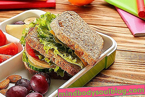 5 وجبات خفيفة صحية لأخذها إلى المدرسة