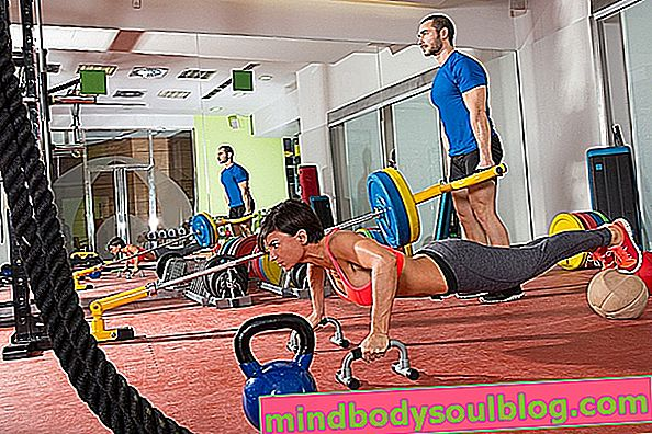 Diet Crossfit: apa yang harus dimakan sebelum dan selepas latihan