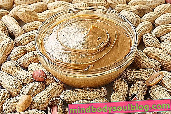 Vorteile von Erdnussbutter