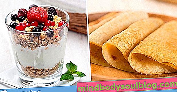 5 нисковъглехидратни рецепти за закуска