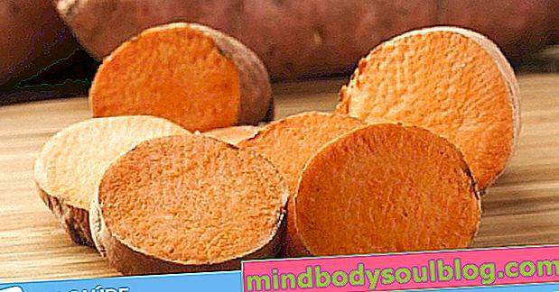 Macht Sie das Essen von Süßkartoffeln fett oder verlieren Sie Gewicht?