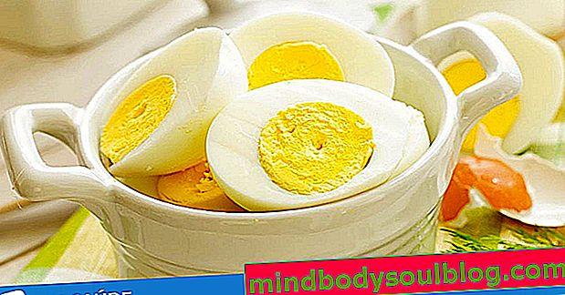 Comment préparer le régime aux œufs (règles et menu complet)