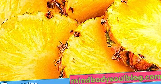 7 sebab yang baik untuk makan lebih banyak nanas dan meningkatkan kesihatan