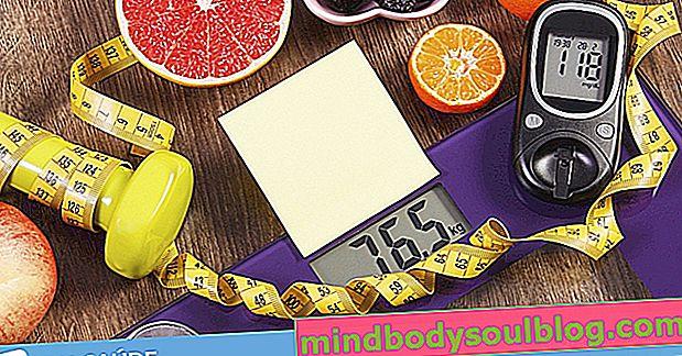 Ce que le diabétique peut manger