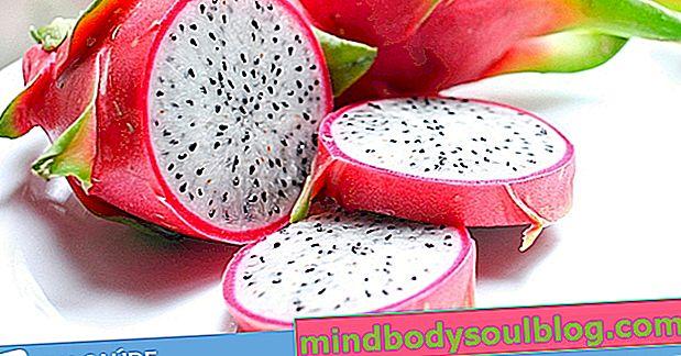 6 Ползи от Pitaya, основни видове и как да се храните