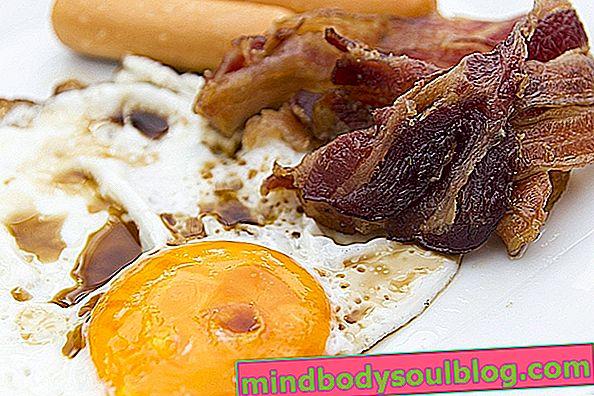Разберете кои храни имат най-много холестерол