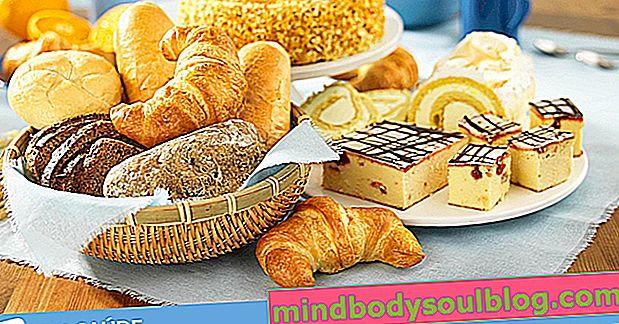 Богати на въглехидрати храни