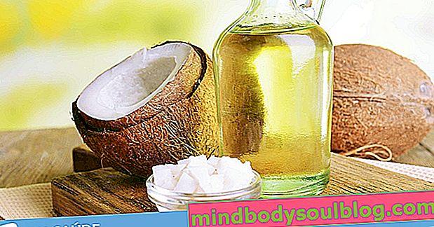 5 avantages de l'huile de coco et comment l'utiliser correctement