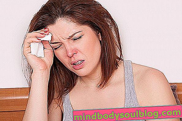 Qu'est-ce qu'une fièvre interne, les principaux symptômes et que faire